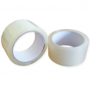 Economy 6pk clear tape