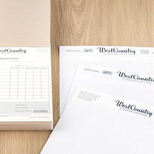 Custom Business Stationery