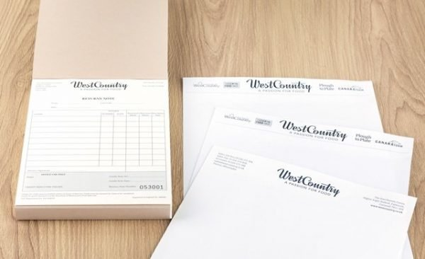 Custom Business Stationery