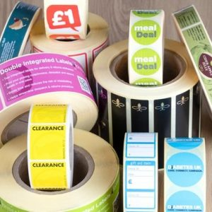Custom Large Labels