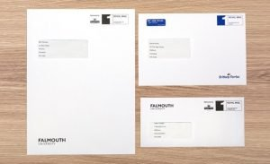 Custom Stationery Envelopes