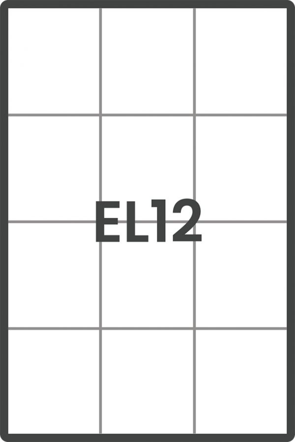 EL12 Labels