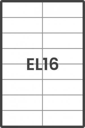 EL16 Labels