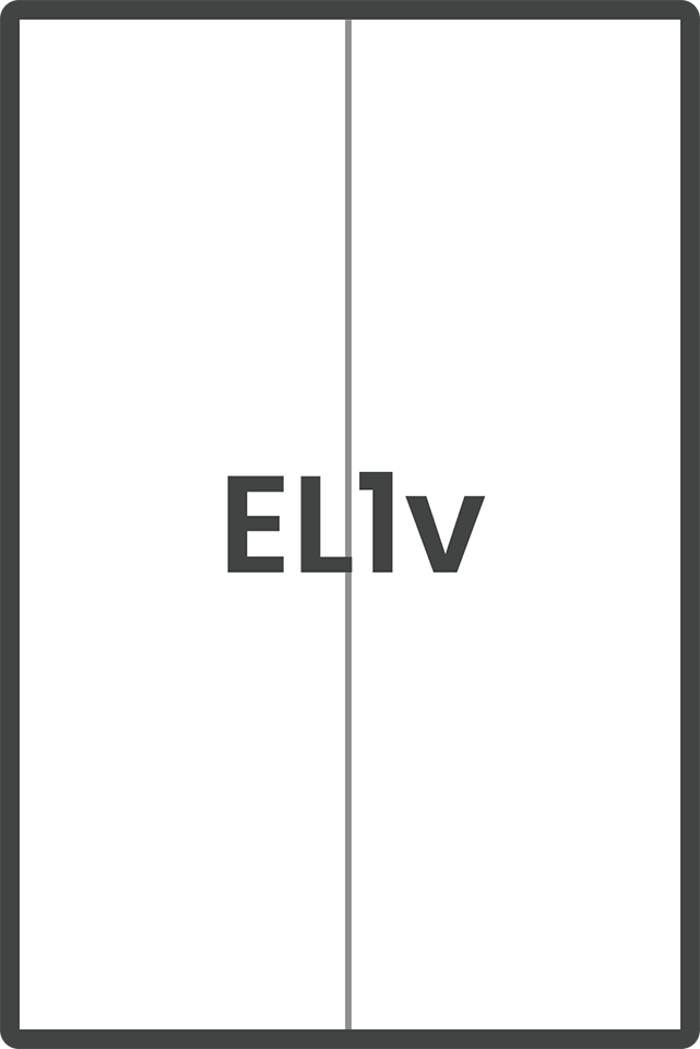 EL 1v Labels