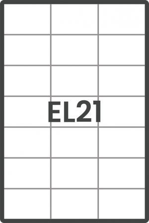 EL21 Labels