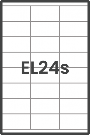 EL24s Labels