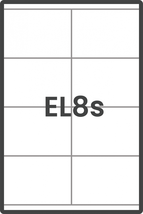 EL8s Labels