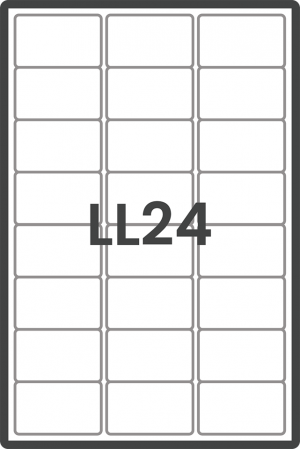 LL24 Labels