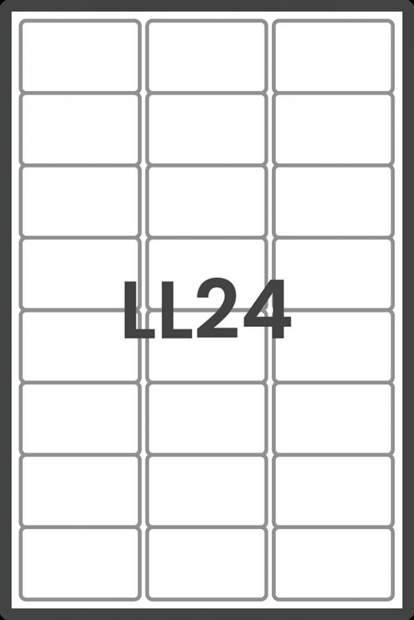 LL24 Labels
