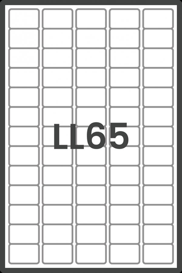LL65 Labels