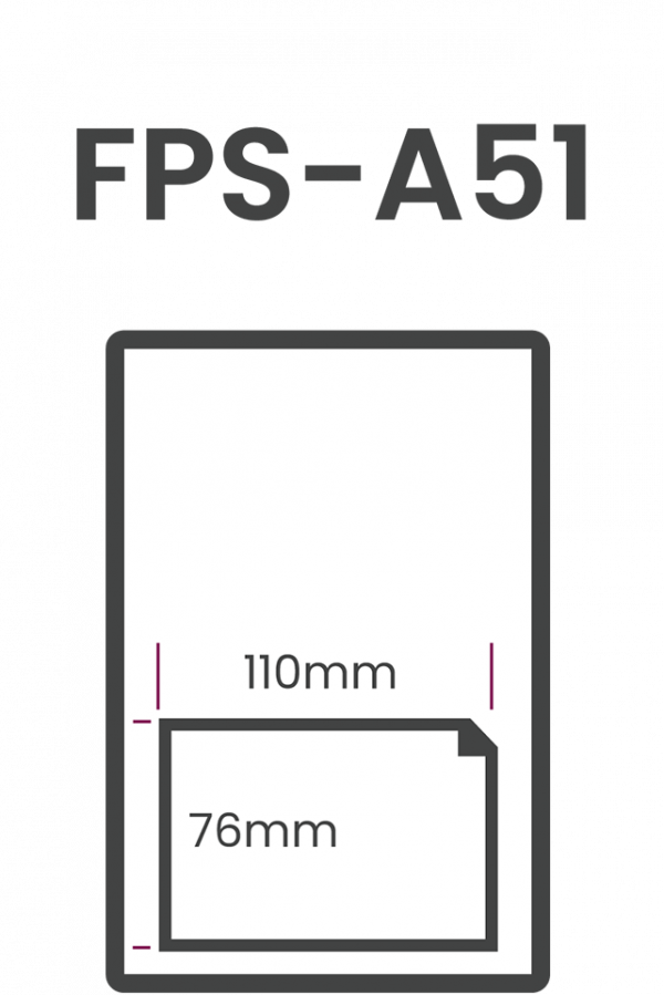FPS A51 label