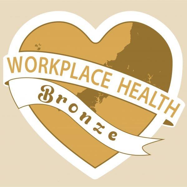 Workplace Health: Bronze Award