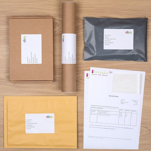 Forms Plus Packaging for Ebay Sellers