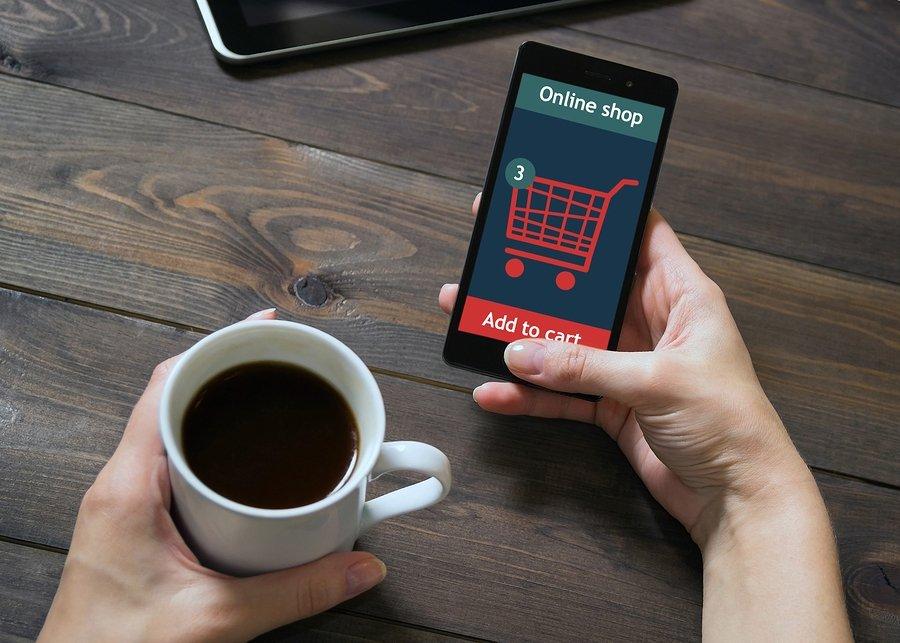 Online Shopping Paperwork