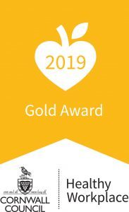 Healthy Workplace Gold Award
