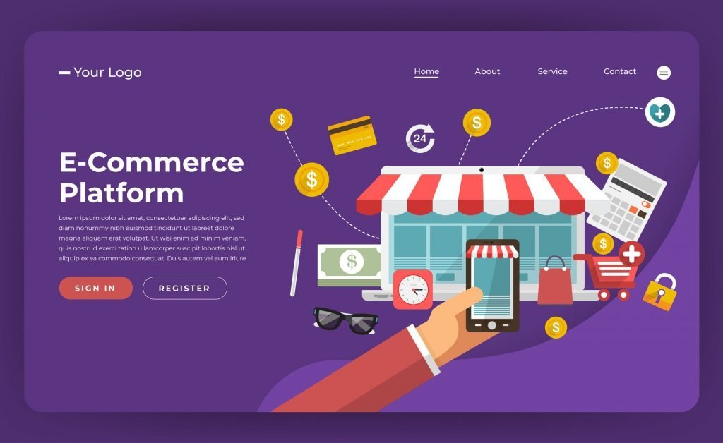 E Commerce Platforms