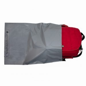 Grey Recycled Mailing Bag for E Commerce Stores