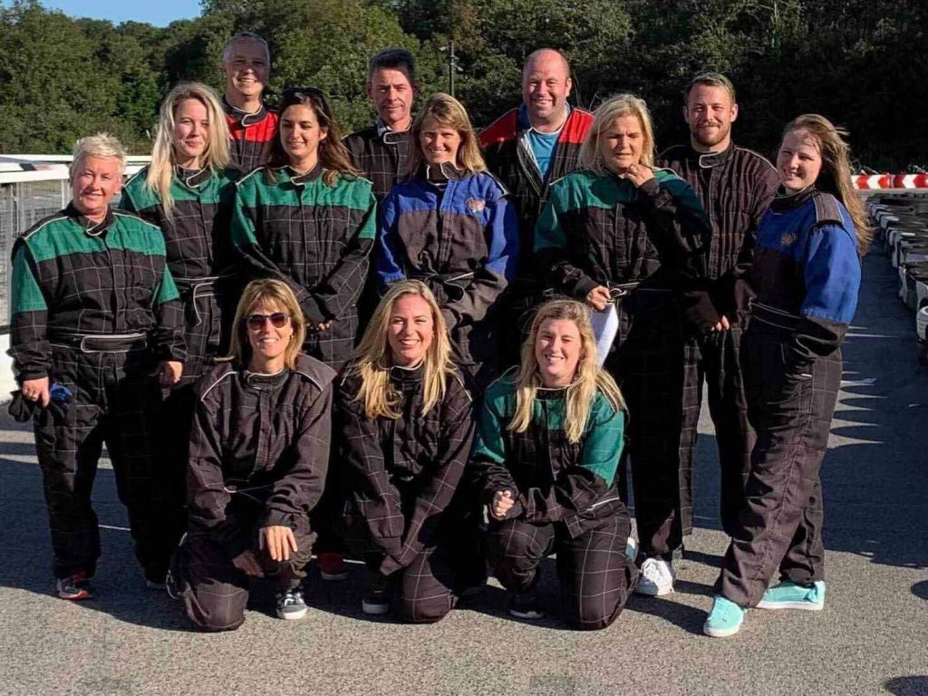 Forms Plus Karting Trip