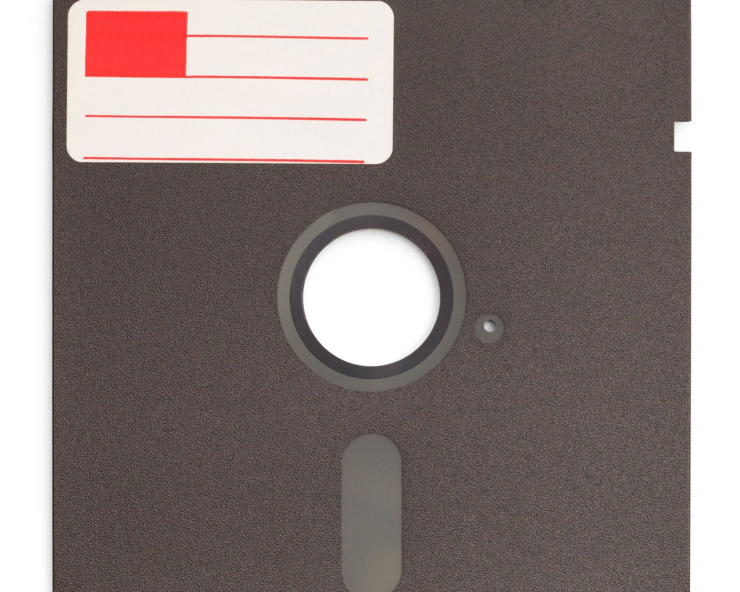Floppy Disc - one of Forms Plus first products