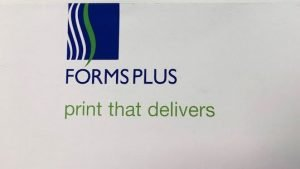 Forms Plus old logo