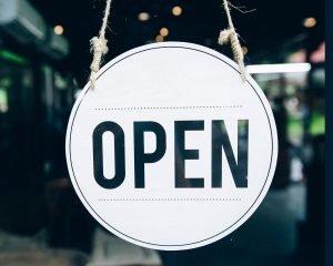 Retail Opening Up